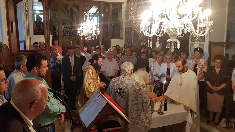 Ο Σύνδεσμος Γουνοποιών Σιάτιστας γιορτάζει τον προστάτη του Προφήτη Ηλία!
