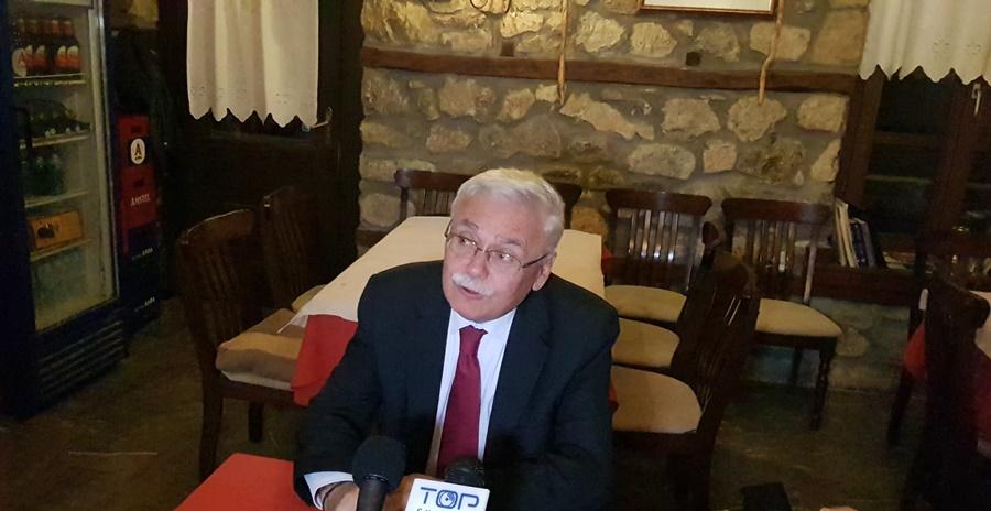 Δ. Λαμπρόπουλος: Θα είμαι υποψήφιος και θα έχω το καλύτερο πολυσυλλεκτικό ψηφοδέλτιο! Βίντεο..