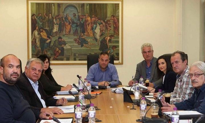 Συνεδρίαση της Οικονομικής Επιτροπής της Περιφέρειας Δυτικής Μακεδονίας την Τρίτη   22/01/2019
