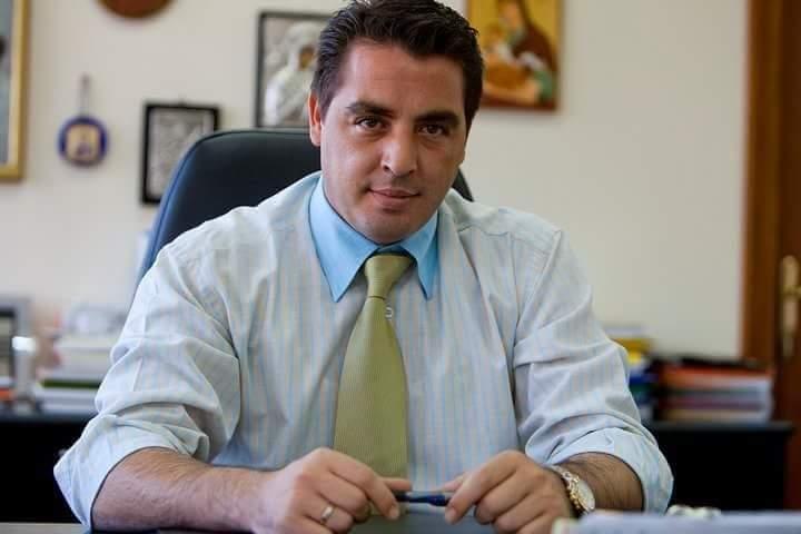 Λάζαρος Γκερεχτές- Υποψήφιος δήμαρχος Βοΐου: Δείτε το όνομα και το λογότυπο του συνδυασμού