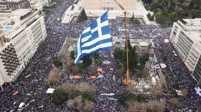 Συλλαλητήριο για τη Μακεδονία: Μεγάλη κινητοποίηση -Στην Αθήνα με πούλμαν από όλη την Ελλάδα