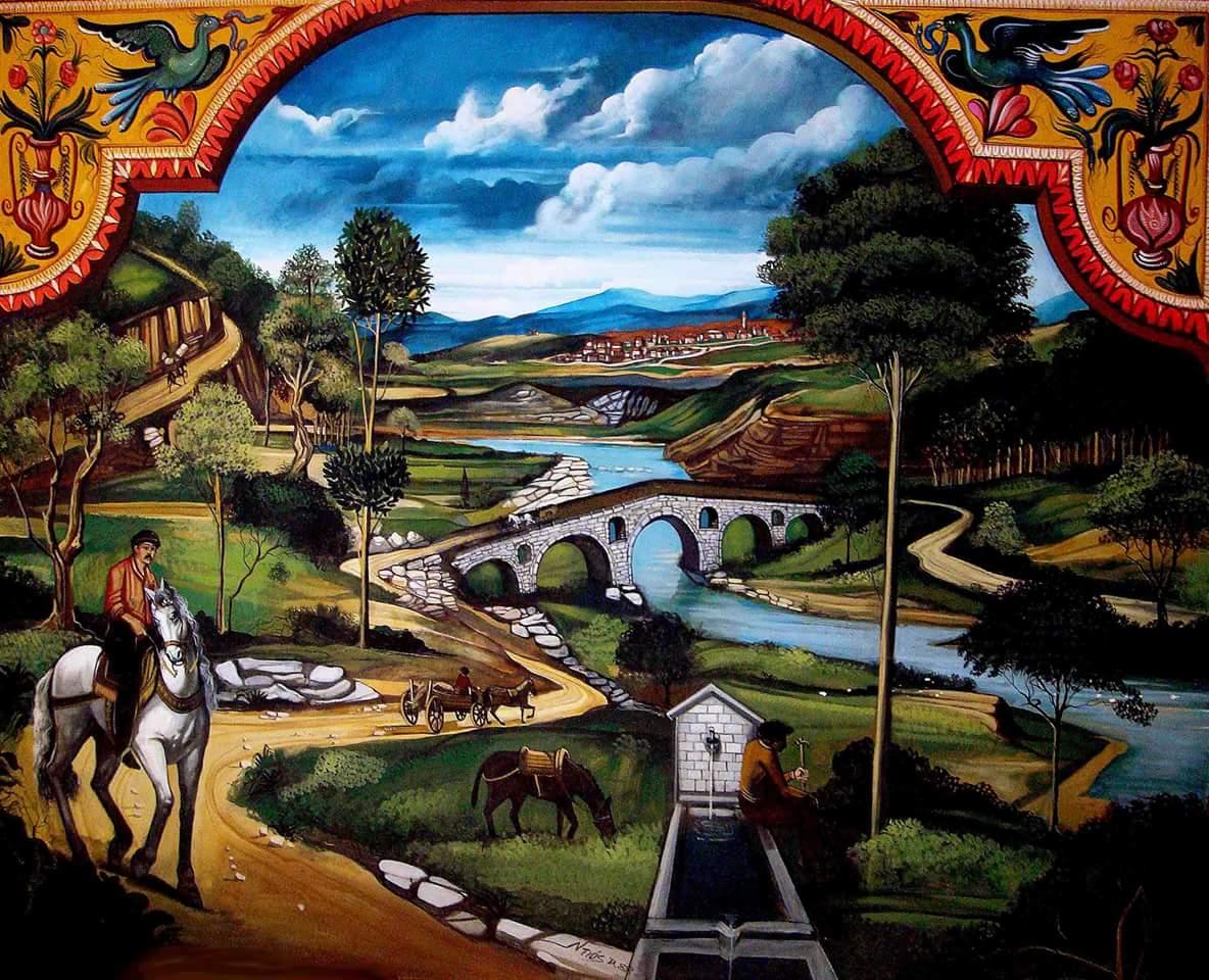 Σιάτιστα: Καταγραφή έργων του Κώστα Ντιό, απο τον Αργύρη Παφίλη