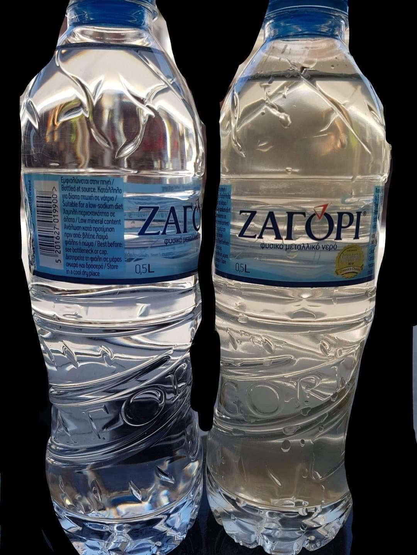 Καφέ νερό τρέχει σε Τσοτύλι και Νεάπολη