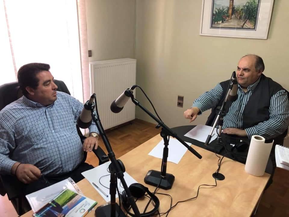 Λάζαρος Γκερεχτές: Απαντάμε με το έργο μας – Δεν ασχολούμαστε με το Δ. Λαμπρόπουλο, θα τα πούμε στη δικαιοσύνη! Συνέντευξη στον siera fm