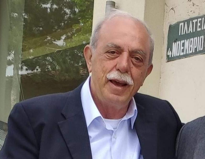 Έφυγε από τη ζωή ο τελευταίος Δήμαρχος Σιάτιστας Κώστας Κοσμίδης